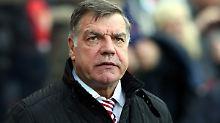 Betrugsvorwürfe gegen England-Coach: Allardyce droht Jobverlust nach einem Spiel