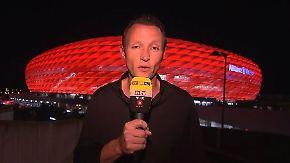 """Marc Gabel von der Allianz-Arena: Götze hat sich """"bei Ribéry bereits verabschiedet"""""""