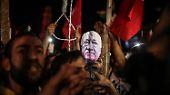 Anhänger feiern Erdogan: In der Türkei herrscht Volksfeststimmung