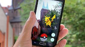 Schneller zum Wunsch-Monster: Schummel-Software trickst Pokémon-App aus