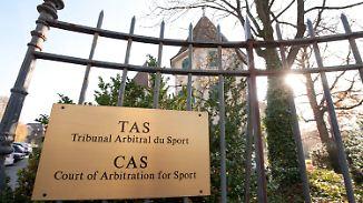 Historische Entscheidung des CAS: Russlands Leichtathleten für Olympia endgültig gesperrt