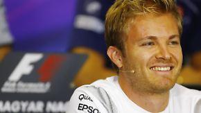 Hängepartie beendet: Nico Rosberg verlängert Vertrag bei Mercedes