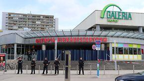 Tatorte in München komplett abgesperrt: 18-jähriger Schütze war von Amokläufen fasziniert