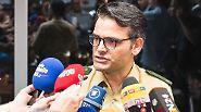 2300 Beamte, 4310 Notrufe: So lief der Polizeieinsatz in München