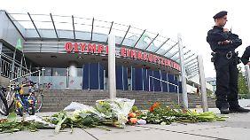 Täter war 18-jähriger Deutsch-Iraner: Schütze ermordet mindestens neun Menschen im Westen von München