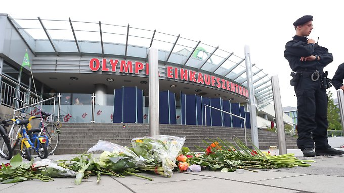 Augenzeugen schildern Tathergang: Zehn Tote nach Anschlag in München