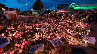Trauer in Bayern: Freund des Münchner Amokläufers als Mitwisser festgenommen