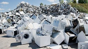 Neue Recycling-Vorschrift ab 25. Juli: Online-Handel muss Elektroschrott kostenlos zurücknehmen