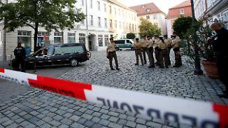 Islamistischer Anschlag naheliegend: 27-jähriger Flüchtling zündet Sprengsatz in Ansbach