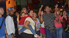 Die Situation in Venezuela heizt sich immer mehr auf, vor allem in Caracas sind Proteste mittlerweile an der Tagesordnung.
