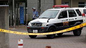 Blutbad in Japan: Amokläufer tötet 19 Menschen in Behindertenheim