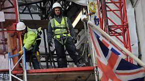 Auftragsstornierung, weniger Neugeschäft: Großbritanniens Wirtschaft leidet unter Brexit-Votum