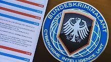 Viele Betrüger unterwegs: BKA: Nur wenige Waffen im Darknet