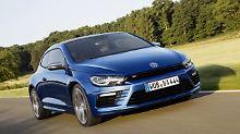 Technischer Bruder des Golf: VW Scirocco auch gebraucht unvernünftig