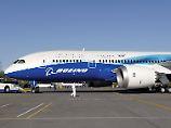 Das erste Minus seit sieben Jahren: Boeing rauscht in die roten Zahlen