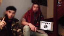 IS-Bekennervideo aufgetaucht: Zweiter Kirchen-Attentäter wohl identifiziert