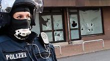 Hinweise auf Dschihad-Vorbereitung: Polizei durchsucht Moschee in Hildesheim