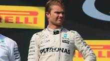 """""""Manchmal hab ich die Schnauze voll"""": Rosberg kritisiert """"unehrliche"""" Formel 1"""