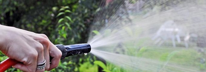 In Deutschland wird immer weniger Wasser verbraucht.