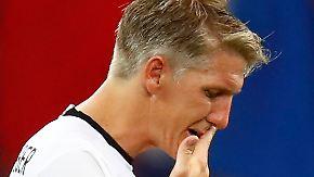 Entscheidung im Urlaub gefällt: Schweinsteiger beendet Nationalmannschafts-Karriere