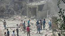 Die Einrichtung in Idlib ist die einzige Geburtsklinik im Umkreis von einhundert Kilometern.