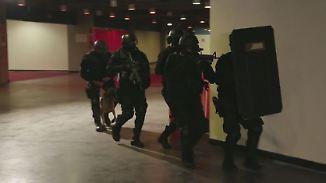 Angst vor Gewalt und Terror: Wie sich die Polizei in Rio auf Olympia vorbereitet