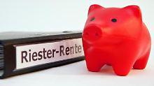 Rentenhöhe wenig überzeugend: Riester- und Rürup-Rente im Test