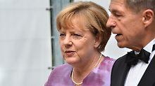 Katharina Wagner ausgebuht: Die Kanzlerin gibt sich in Bayreuth die Ehre