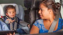 Kameraüberwachung im Innenraum: Wenn dein Auto weiß, was du tust