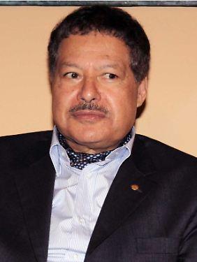 Chemie-Nobelpreisträger Sewail