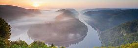 Orte, die Deutsche gern entdecken: Das sind die beliebtesten Natur-Ausflugsziele
