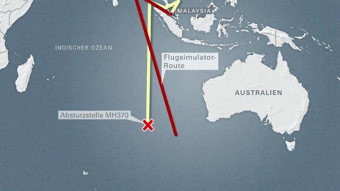 Unter der Leitung Australiens wird seit mehr als zwei Jahren nach dem Flugzeug gesucht.