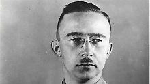 Alltag eines Massenmörders: Kalender von Himmler unter der Lupe
