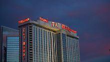 Glückspiel-Tempel macht dicht: Kasino-Vergangenheit holt Trump ein