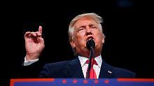"""Brechreiz in Paris, Berlin warnt: Steinmeier nennt Trump """"Hassprediger"""""""