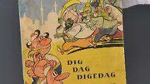 Abrafaxe statt Asterix: Ausstellung feiert Helden der DDR-Comics