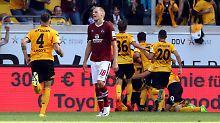 Bochum gewinnt gegen Union: Dresden bejubelt Ausgleich in Nachspielzeit