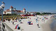 Einfach weg: Des Deutschen liebste Urlaubsorte