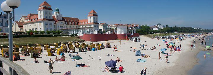 Auf in die Ferien: Des Deutschen liebste Urlaubsorte