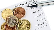 328 Euro fürs Basiskonto: Finanztest bemängelt hohe Gebühren