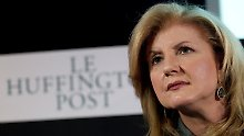 """Neustart mit 66 Jahren: Arianna Huffington verlässt """"Huffington Post"""""""