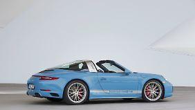 Ob auch so ein Porsche unter den gestohlenen Autos war, wissen wir nicht - aber ins Muster hätte er gepasst.