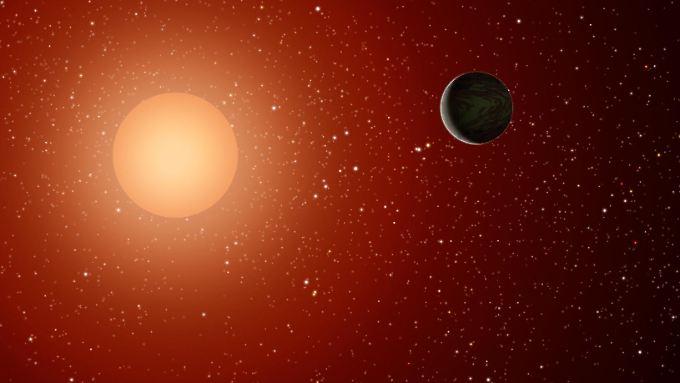 So ähnlich könnte der Planet um Proxima Centauri aussehen - sollte sich seine Entdeckung bestätigen.
