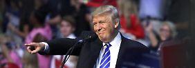 """Ärger über """"New York Times""""-Bericht: Trump schießt sich auf die Medien ein"""