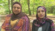 Aus der Therme in Bad Saarow geworfen?: Burkini-Trägerinnen berichten von Beschimpfungen und Auslachen