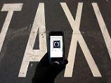 Der Fahrdienst-Vermittler Uber will das Feld nicht Internet-Riese Google überlassen.