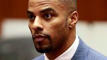 Serienvergewaltiger Sharper: Ex-NFL-Star muss 18 Jahre hinter Gitter