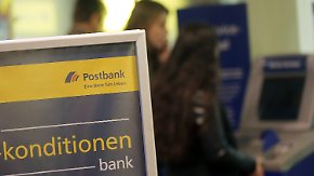 Trend in der Finanzbranche: Postbank schafft kostenloses Konto für die meisten Kunden ab