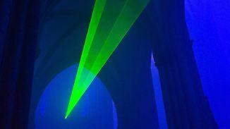 Sinnlichkeit mit Sacropop und Laserlicht: Kölner Dom erstrahlt zur Gamescom in neuem Licht