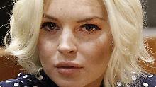 Kuriose Interview-Bedingungen: Lindsay Lohan fordert ein Foto mit Putin